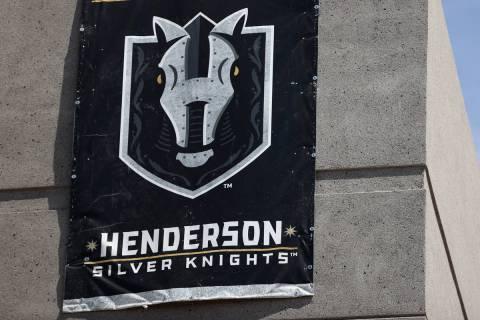 Henderson Silver Knights, June 26, 2020. (Erik Verduzco / Las Vegas Review-Journal) @Erik_Verduzco