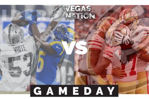 Raiders @ 49ers   Preseason Week 3   Vegas Nation Gameday