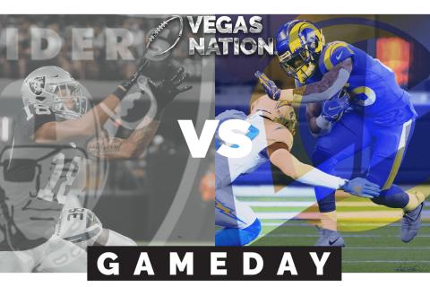 Raiders @ Rams   Preseason Week 2   Vegas Nation Gameday