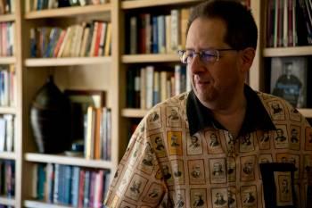 UNLV history professor Michael Green in 2016. (Daniel Clark/Las Vegas Review-Journal)