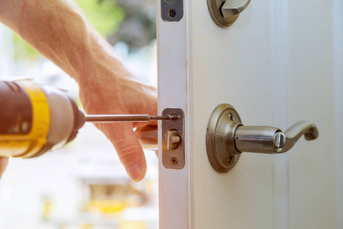 Improving the security of your home starts with fortifying your front door. The point of failur ...