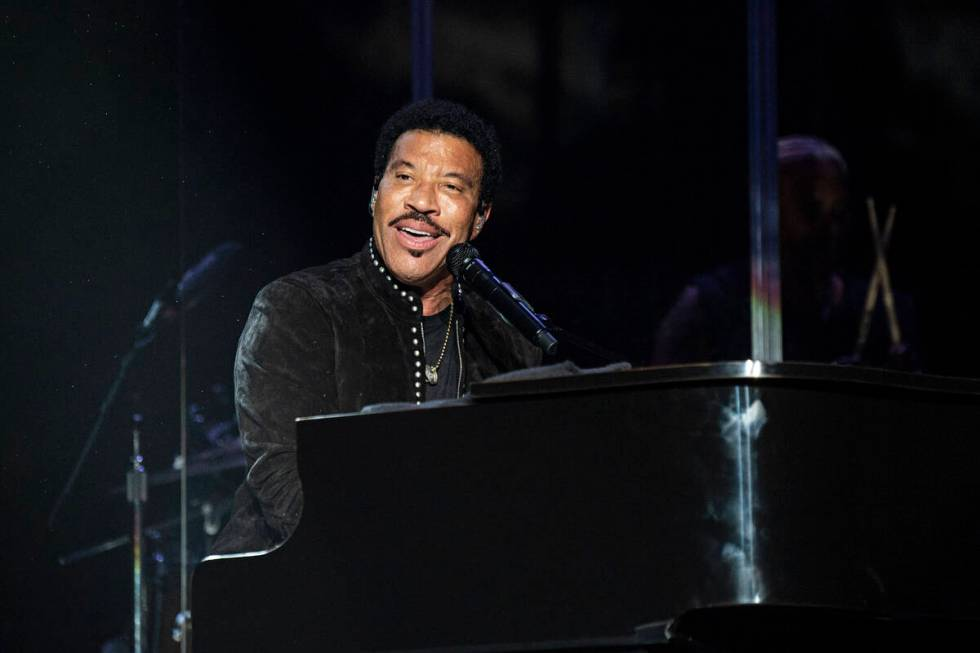 Lionel Richie performs onstage at KAABOO Texas at AT&T Stadium on Friday, May 10, 2019, in ...