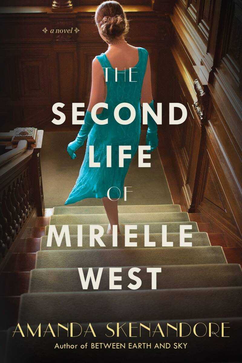 Cover of new novel by Amanda Skenandore