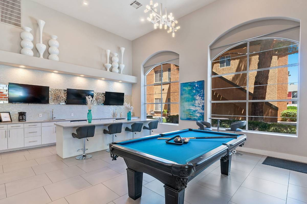Atlanta real estate firm Carroll has acquired two east Las Vegas apartment complexes, including ...