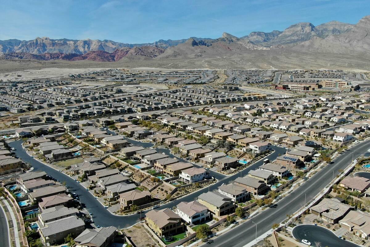(Michael Quine/Las Vegas Review-Journal) @Vegas88s