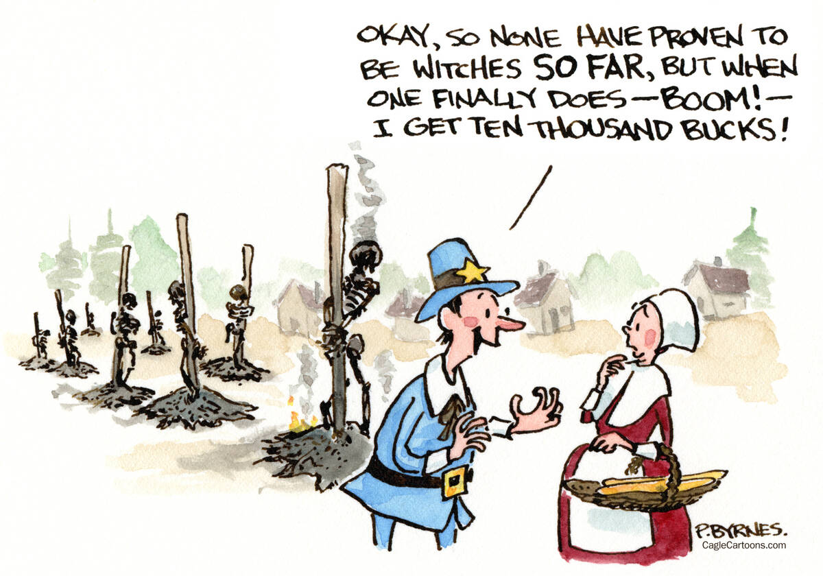 (Pat Byrnes/PoliticalCartoons.com)