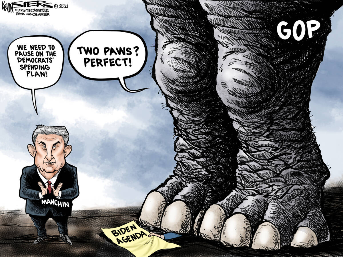 (Kevin Siers/The Charlotte Observer)
