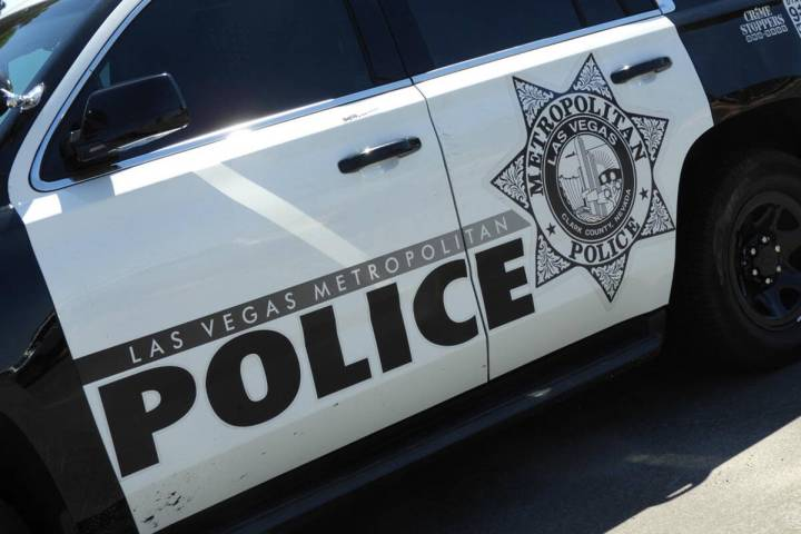 Metropolitan Police Department (Las Vegas Review-Journal/File)