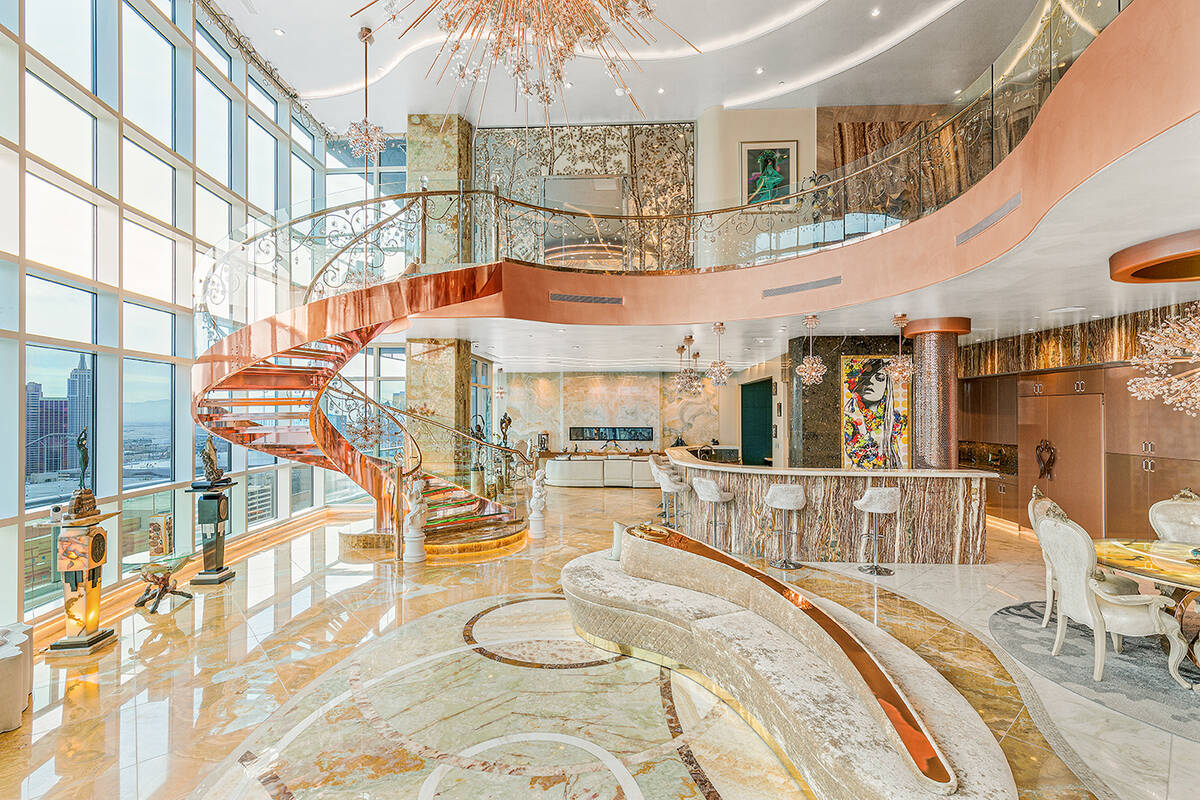 Michael Zelina, Red Luxury Real Estate. Panorama has the highest-priced condo on the market to ...