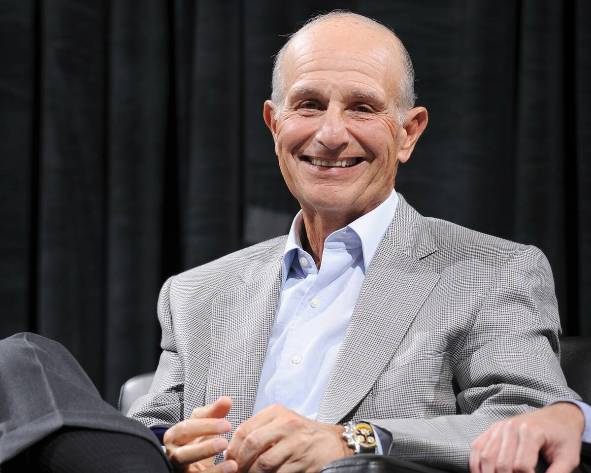 Jeremy Jacobs (Courtesy of American Gaming Association)