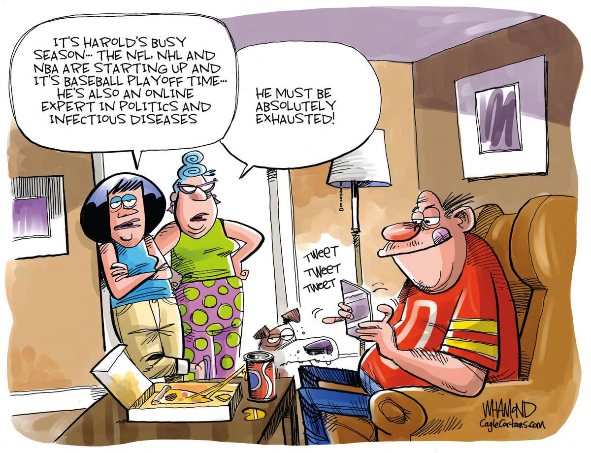 Dave Whamond Canada PoliticalCartoons.com