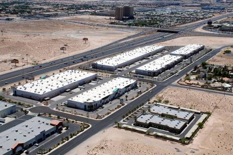 Warehouse developer Prologis purchased Safari Business Park, a 441,569-square-foot industrial c ...