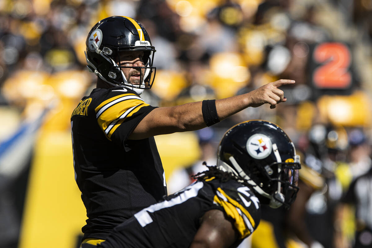 Ben Roethlisberger shoulders blame for Steelers' loss