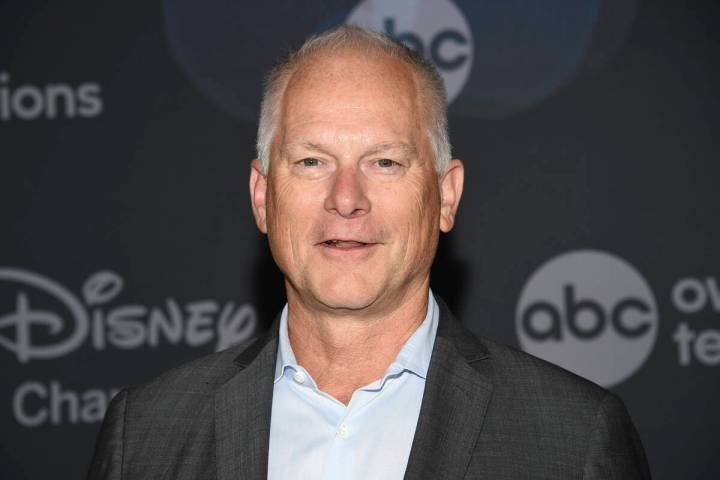 Kenny Mayne attends the Walt Disney Television 2019 upfront at Tavern on The Green on Tuesday, ...