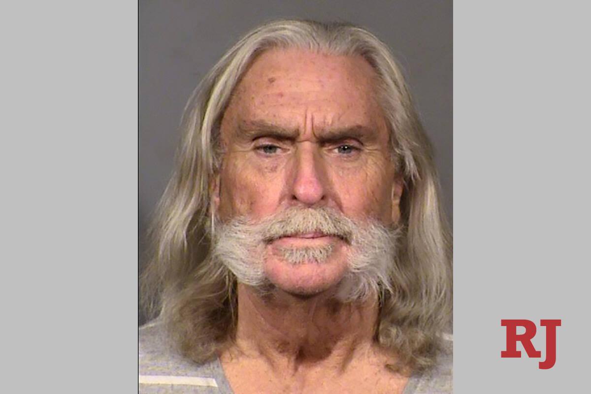 Las Vegas man arrested in California woman's 1974 stabbing death