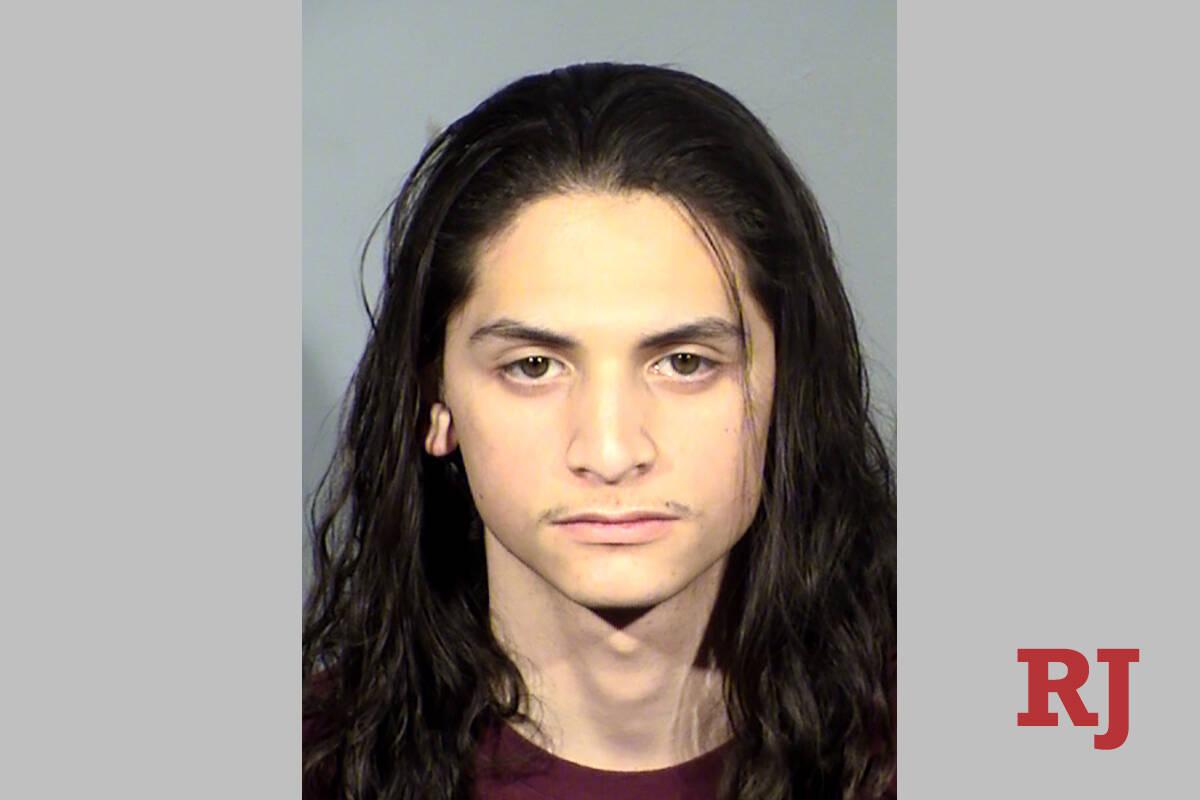 Elijah Faasavalu (Las Vegas Metropolitan Police Department)