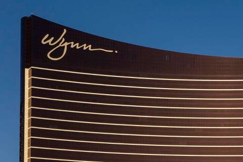 Wynn Resorts officials say they hope to reduce or offset all carbon dioxide produced by the com ...