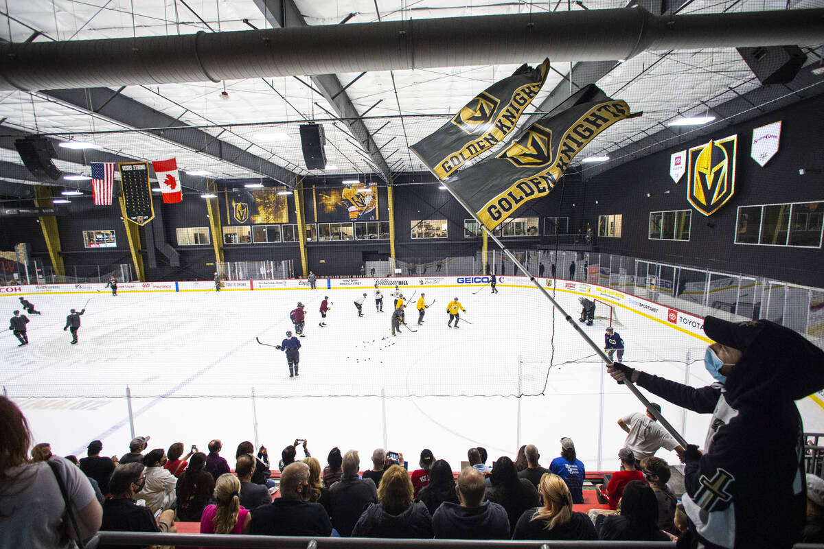 Graney: Challenge of winning Cup nothing new for Golden Knights