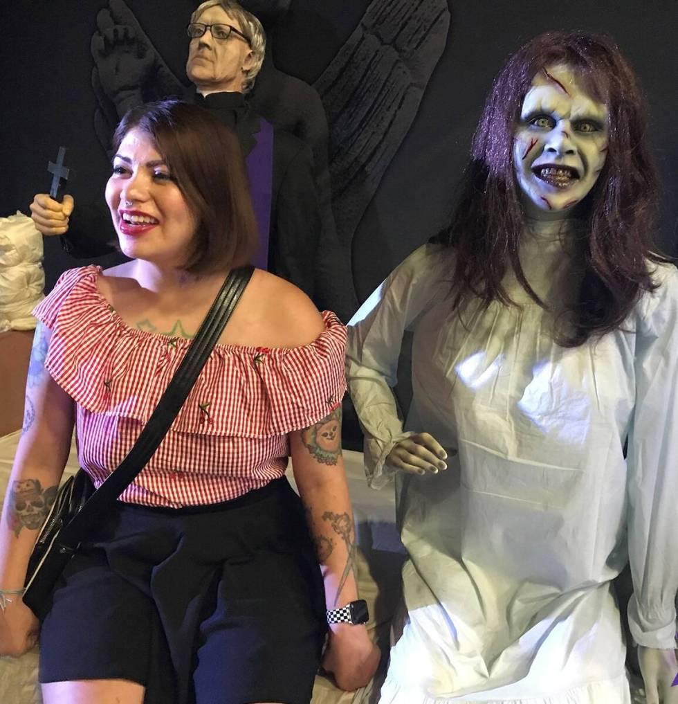 Monster dan teman dari -- natch -- Museum Monster.  (Museum Monster)