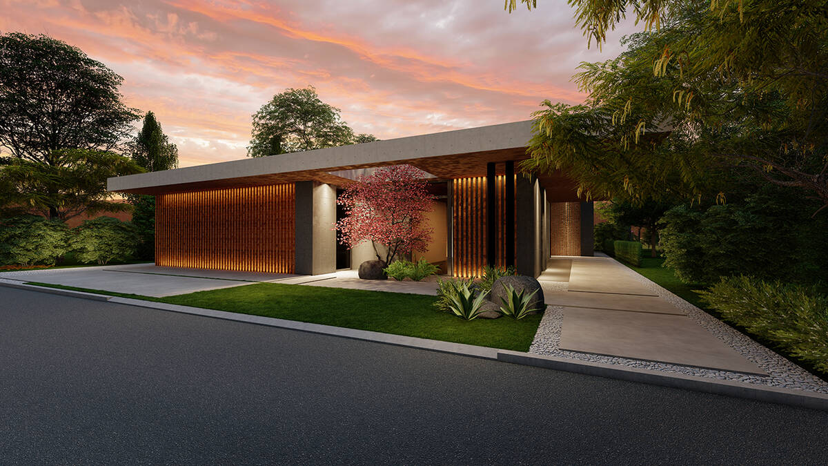 Livv's plans to build two new luxury home communities in the Las Vegas Valley. The Henderson ...