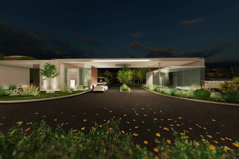 Developer, Livv, will start work on its Henderson luxury community, Neo, in October. This artis ...