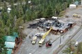 Mount Charleston lodge 'total loss' after early morning blaze