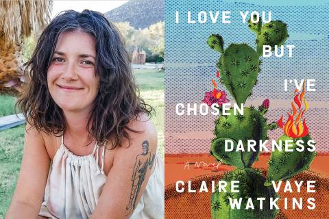 Claire Vaye Watkins (Photo by Lise Watkins)