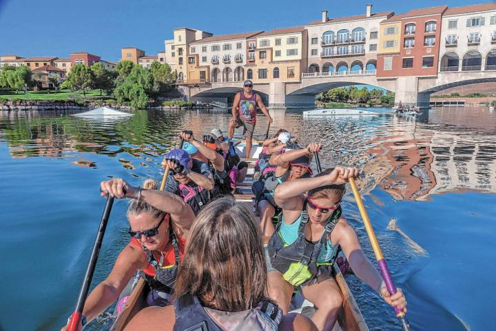 The Rose Regatta Dragon Boat Festival plans to return to its full, in-person festivities in 202 ...