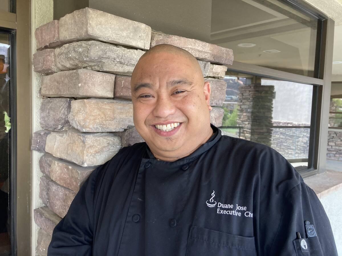 Chef Duane Jose