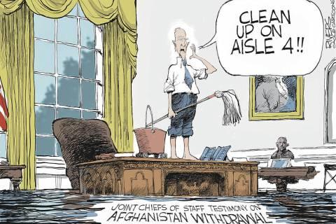 Rivers CagleCartoons.com