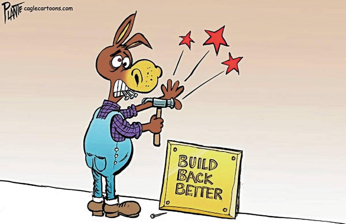 Bruce Plante PoliticalCartoons.com