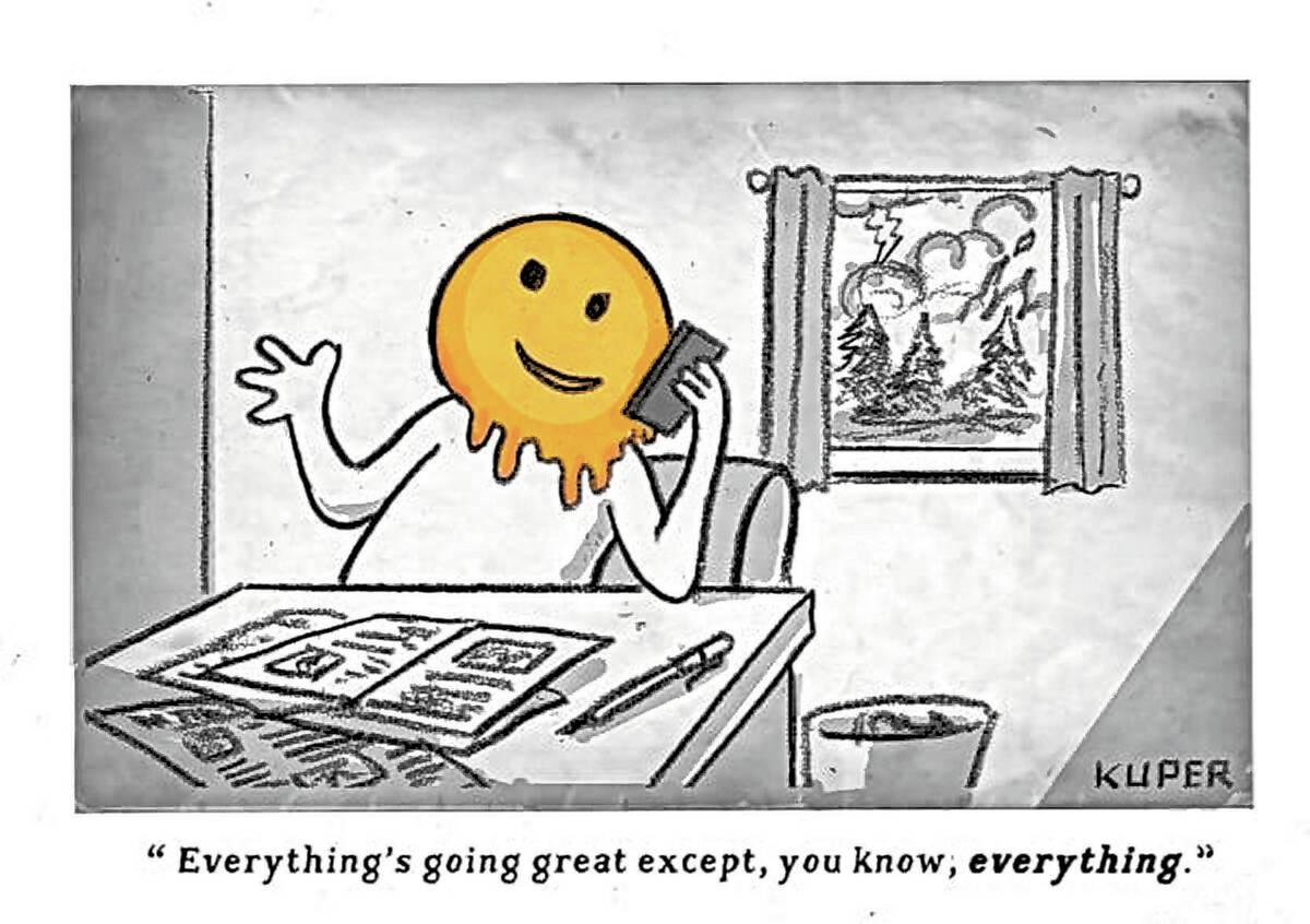 Peter Kuper PoliticalCartoons.com