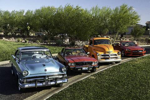 More than 200 modern and classic vehicles will be featured at the Cadence Car Show in the commu ...