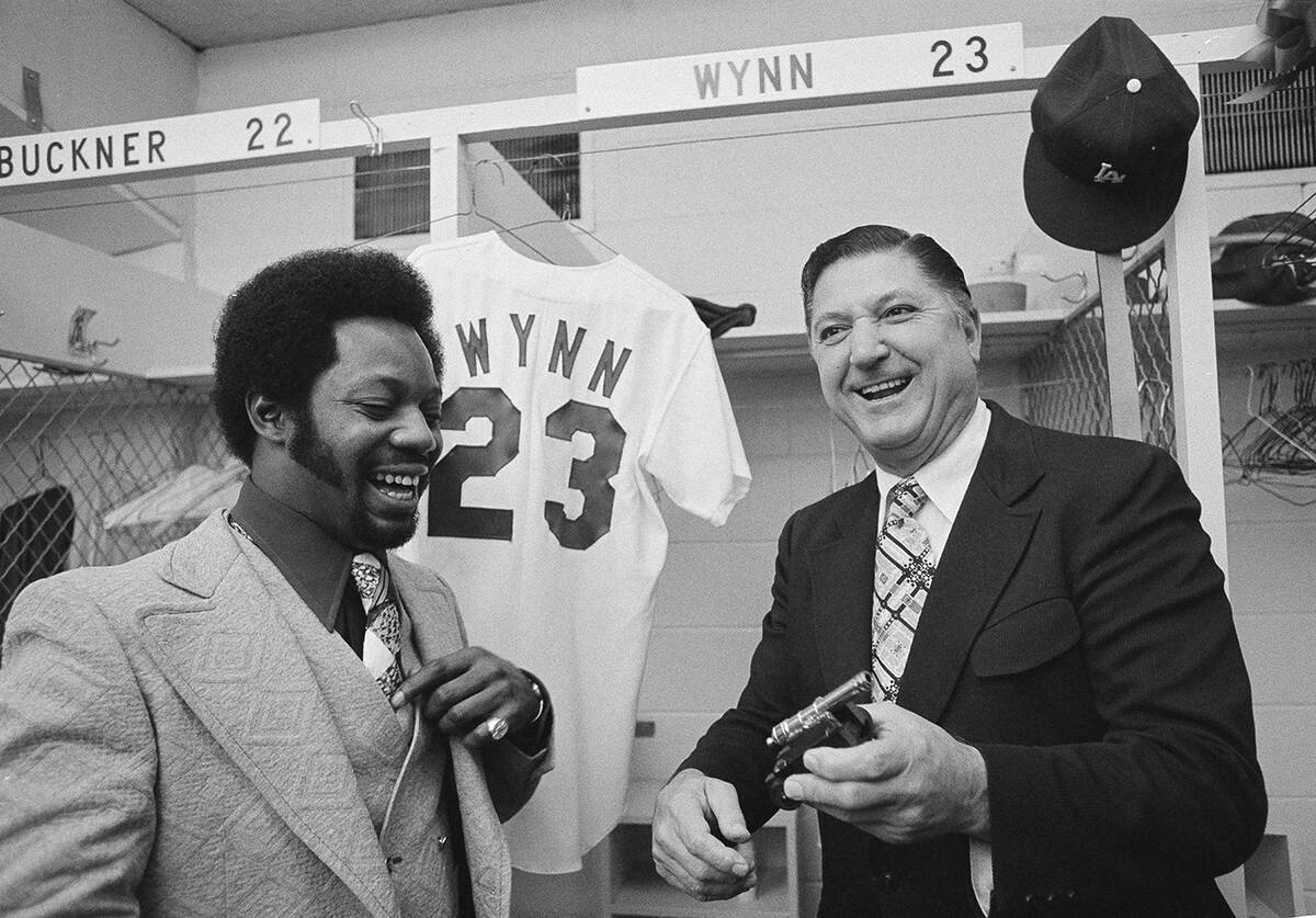 Jimmy Wynn, known as baseball's Toy Cannon because of his diminutive stature and explosive powe ...