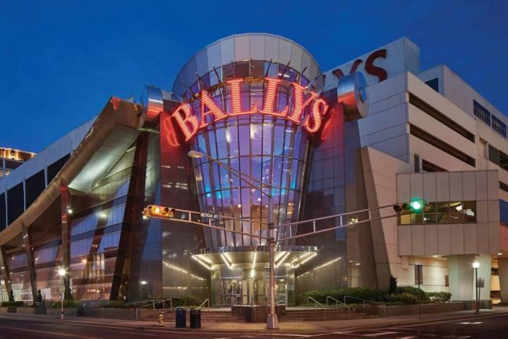 Bally's Atlantic City property. (Courtesy, Bally's Corp.)