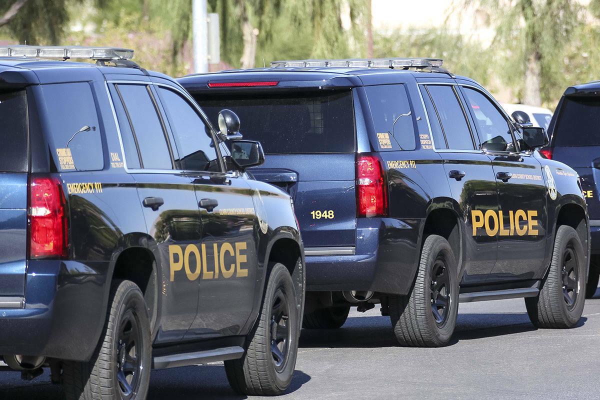 CCSD Police (Las Vegas Review-Journal)