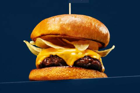 The Crunchburger at Bobby's Burgers. (Jason Lasswell)