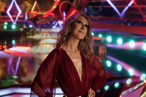 """Celine Dion in a Resorts Worlds Las Vegas, """"Stay Fabulous"""", promotional photo. (Resorts World L ..."""