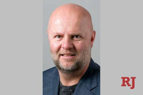 James Dean Leavitt (Las Vegas Review-Journal file photo)