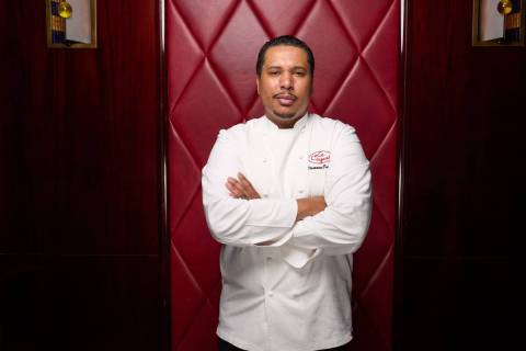 Dameon Evers has been named executive chef of Le Cirque at Bellagio. (MGM Resorts International)