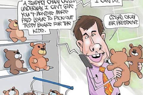 Gary McCoy CagleCartoons.com