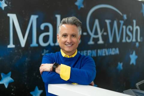 Scott Rosenzweig will lead Make-A-Wish of Southern Nevada as president and CEO, the nonprofit a ...