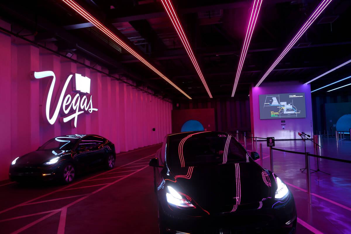 LVCVA president: Work on underground Vegas Loop could begin within year