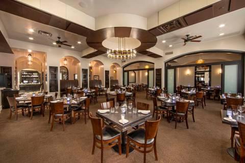The interior of Ferraro's Restaurant & Wine Bar. (Ferraro's)