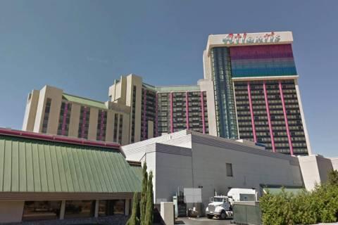 The Atlantis Casino Resort Spa in Reno, Nev. (Google Street View)