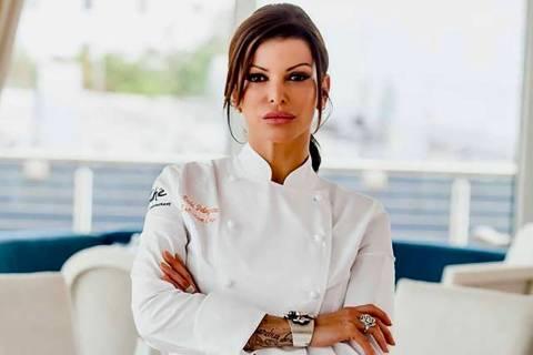 Chef Carla Pellegrino. (Carla Pellegrino)